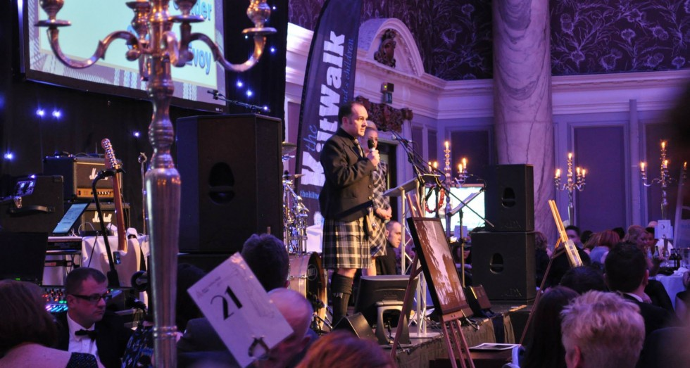 KIltwalk Burns Night