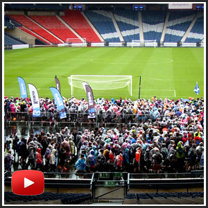Glasgow Kiltwalk 2015