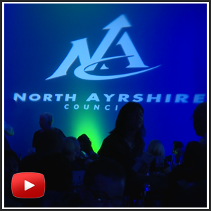 North Ayrshire Council Achievers Awards